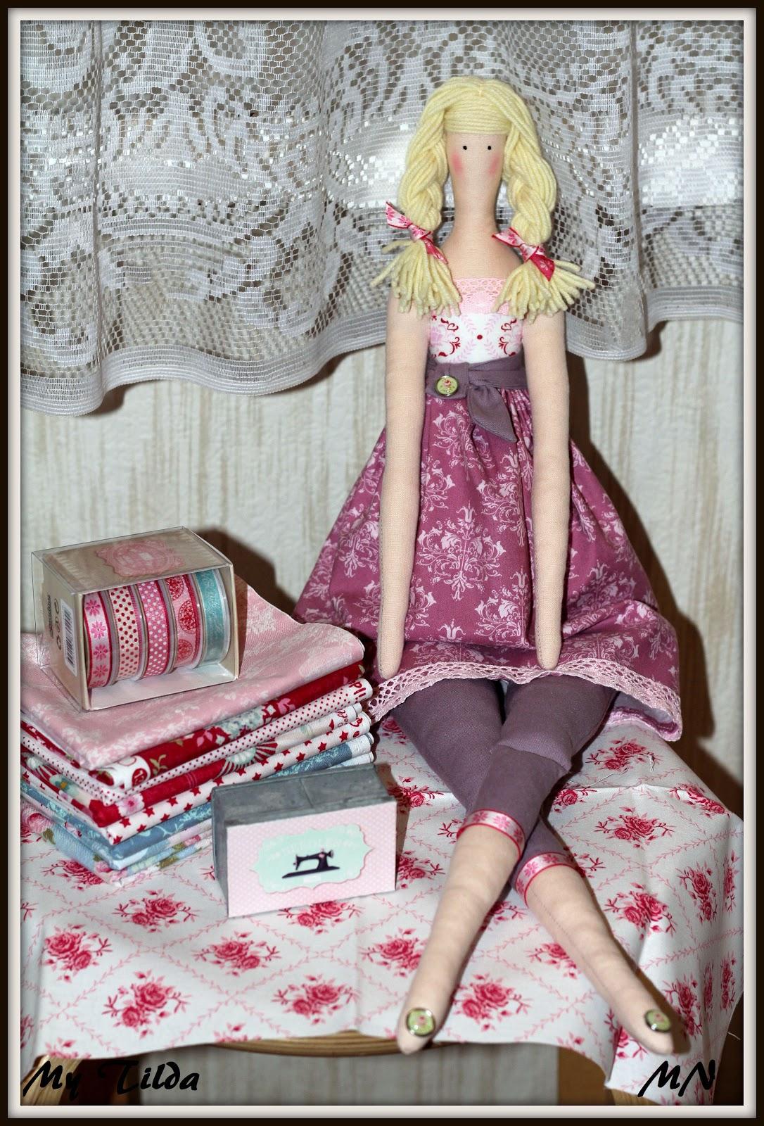 Кукла Тильда своими руками для начинающих - Мир Позитива 84
