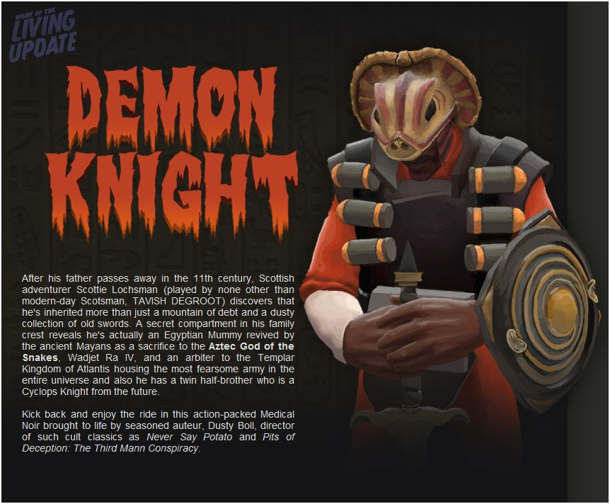 Super Punch: Halloween-themed downloads for Team Fortress 2