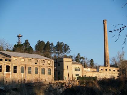 La Fàbrica de Cal Vidal