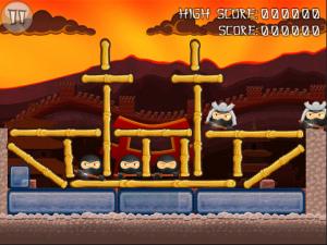 تحميل لعبة Pandas Ninjas مجانا