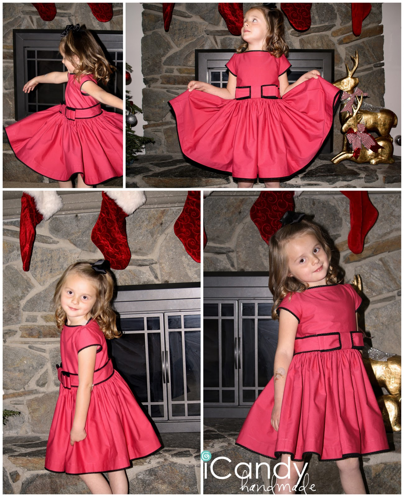 Как строится выкройка: платье для девочки 1 год 88