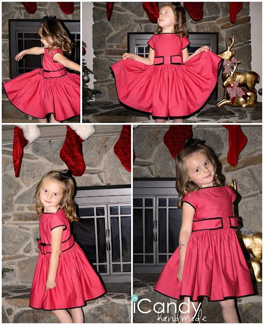 Из чего сшить ребенку платье 555