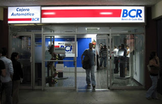 BCR branch front