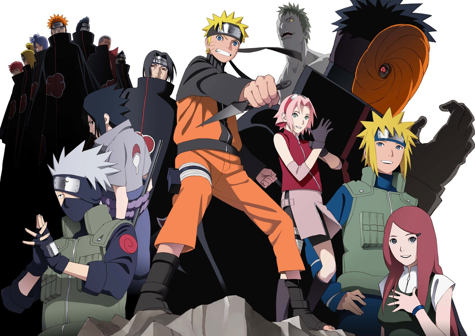 All About NARUTO