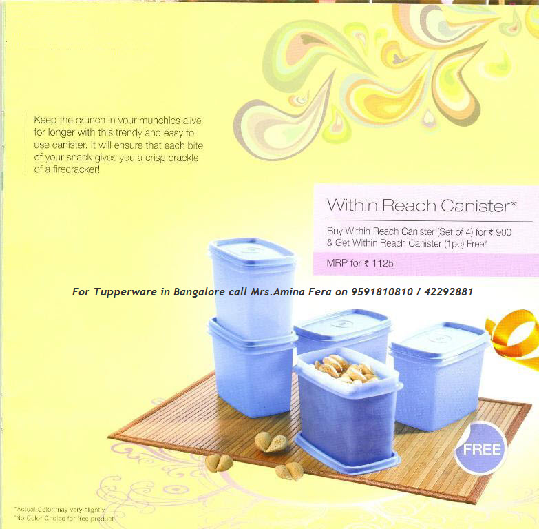 There is a huge collection of Tupperware products catalogue online at the official store and at online shopping sites. You can get them at discounted rates with the use of offers, coupon and discount codes.