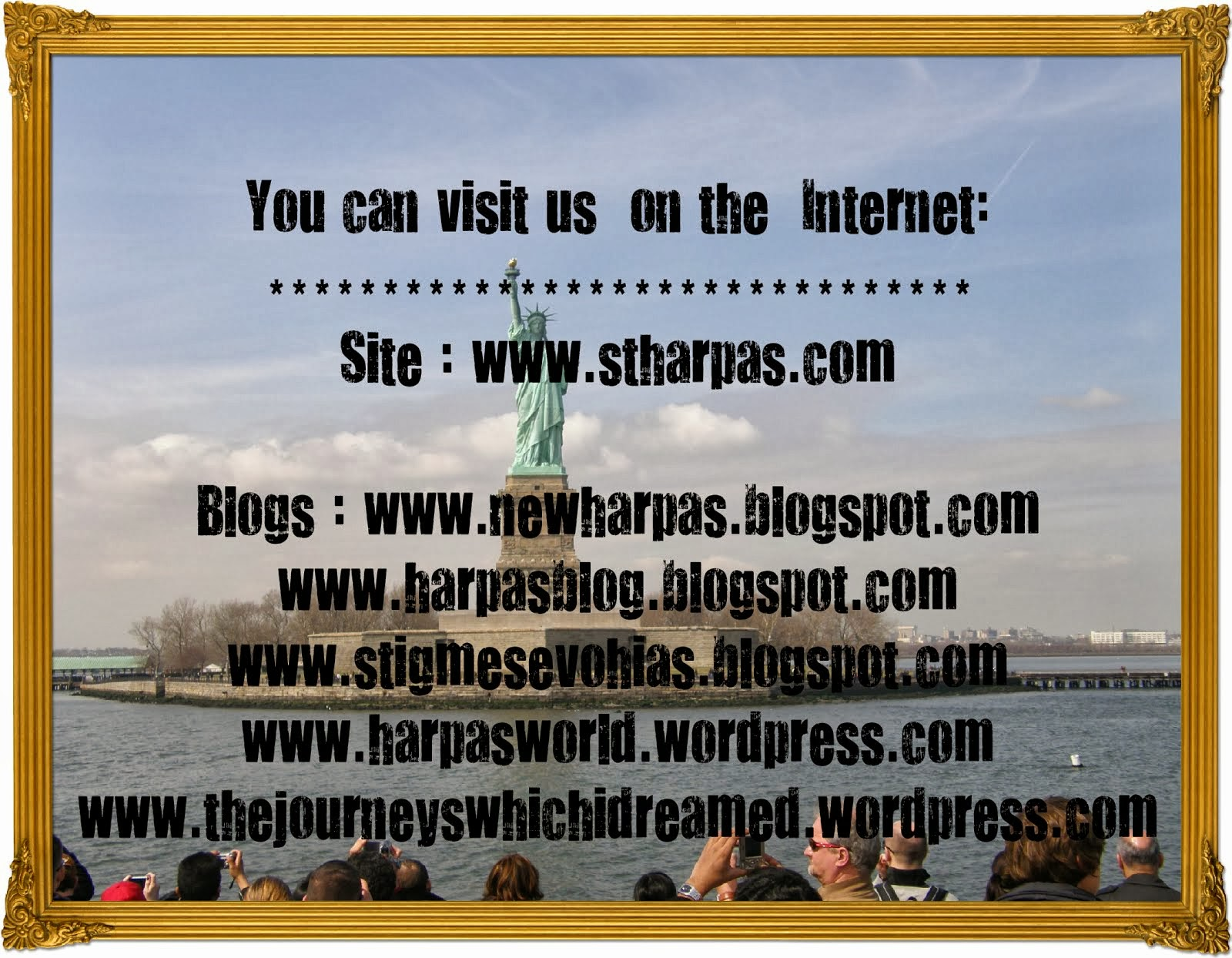 You can visit us :