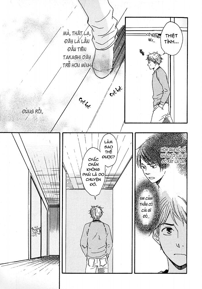 Sugiru 17 No Haru chap 3 - Trang 18