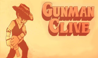 Screenshots of the Gunman Clive for Android tablet, phone.