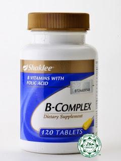 B Complex Vitamin Anti Stress ?