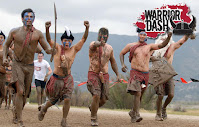 The WARRIOR DASH!