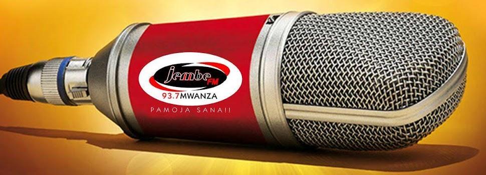 ZIMA KILA KITU ILA WASHA JEMBE FM 93.7 MWANZA