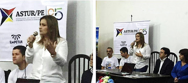 Lançamento da Rota 104 Pernambuco em Caruaru-PE - III Encontro de Secretários e Dirigentes de Turismo de Pernambuco