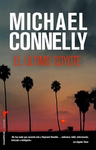 El último coyote Michael Connelly