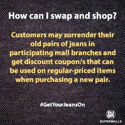 SM Department Store Swap & Shop,promo,promos