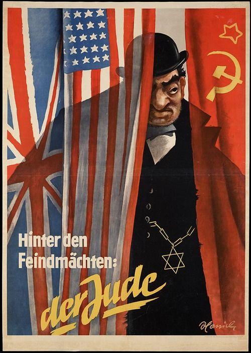 World War II in Pictures: German Propaganda Posters