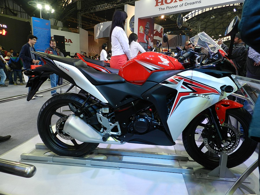 HONDA LAUNCHED CBR 150R IN INDIA