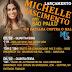Michelle Nascimento em lançamento do novo CD, em São Paulo