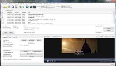 Download Subtitle Edit 3.3.2 Terbaru