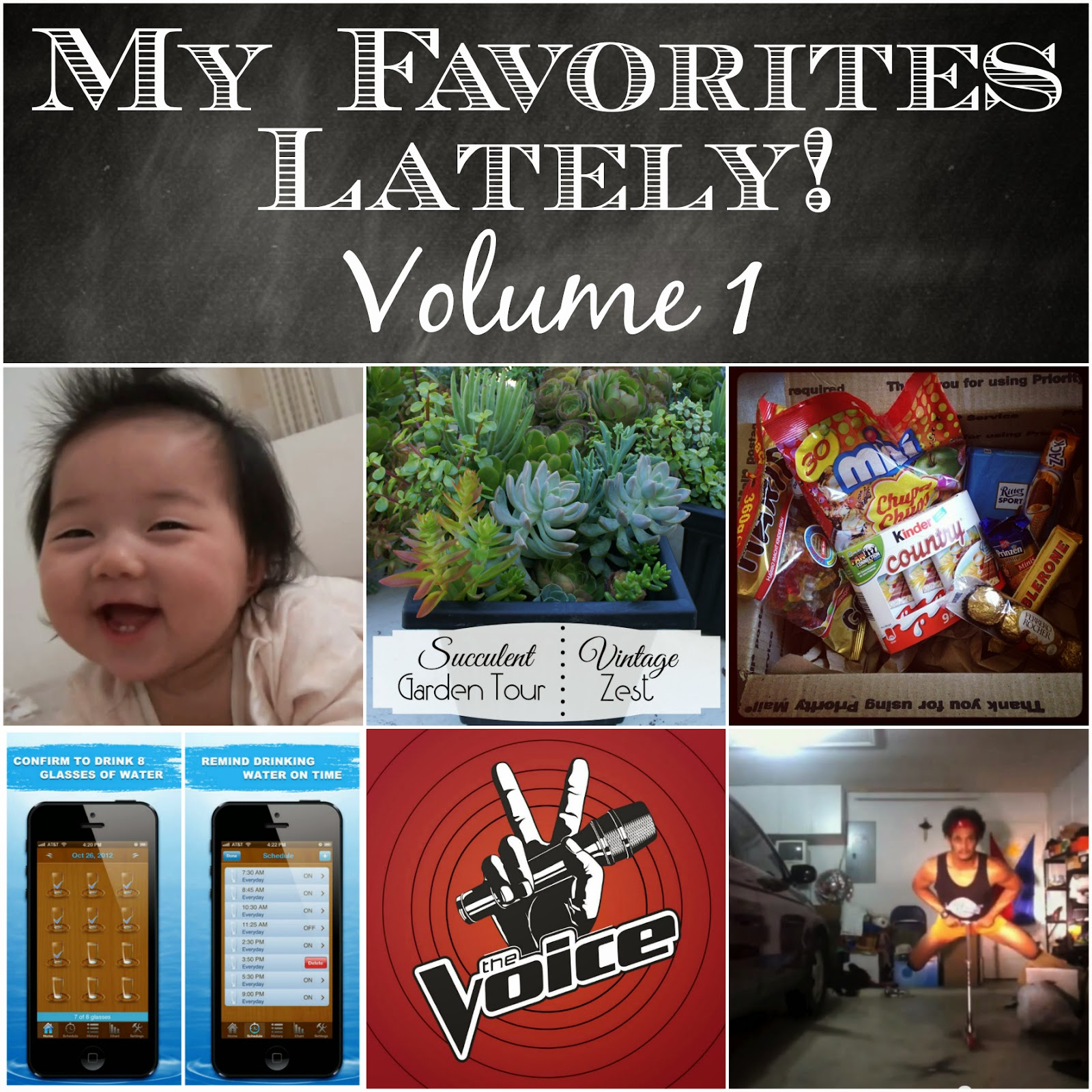 My Favorites Lately - Vol. 1 on Diane's Vintage Zest!
