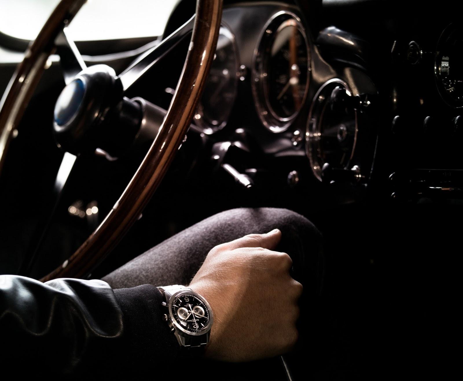 Bell & Ross - Vintage BR GT