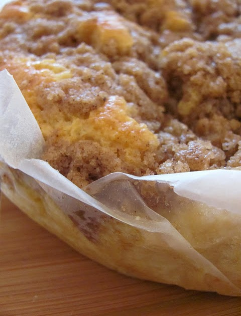Coffee Cake Recipe South Africa