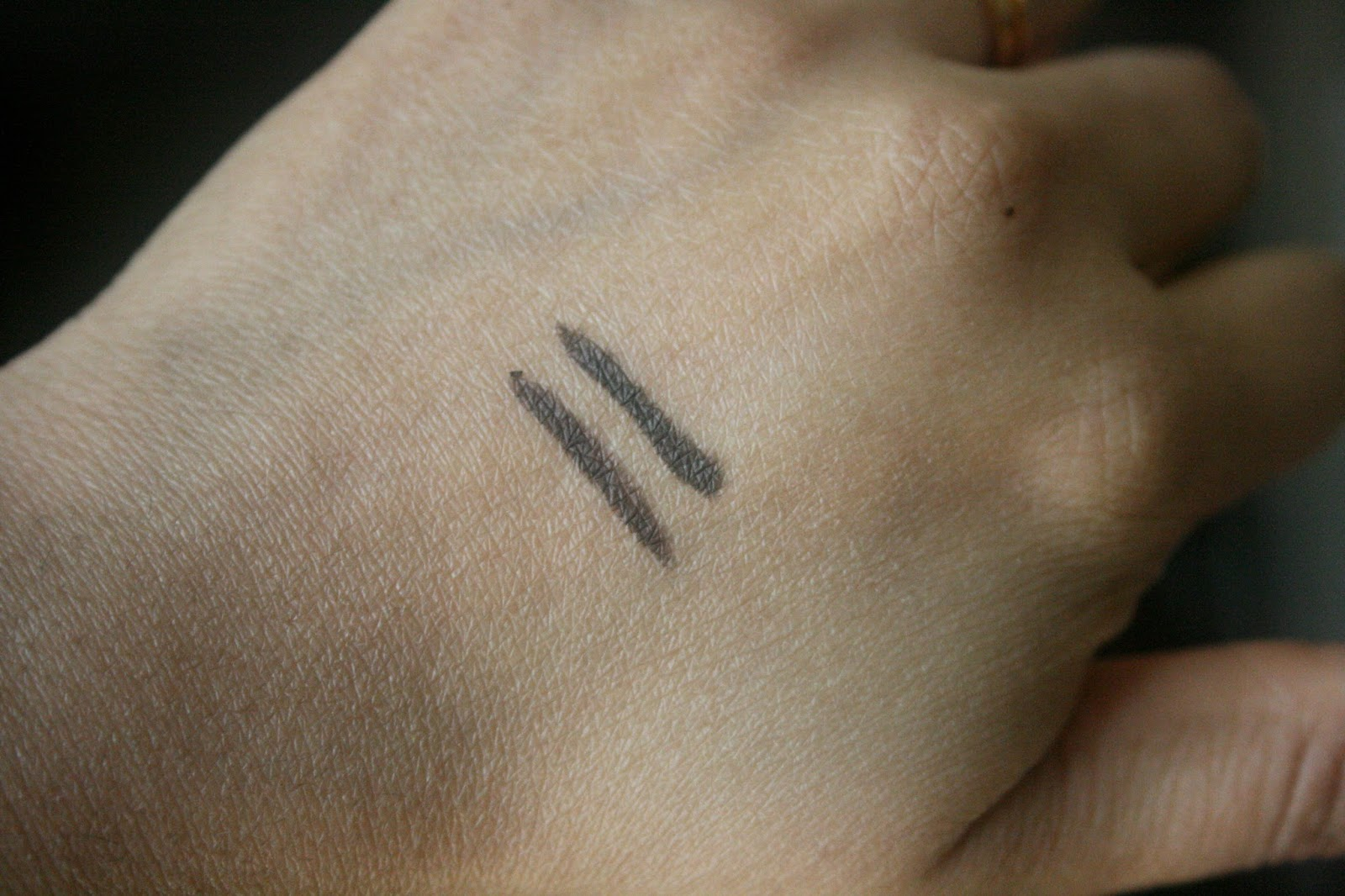 Brett Freedman Beauty Brett Brow Duo-Shade Pencil in Dark Brunette Swatches
