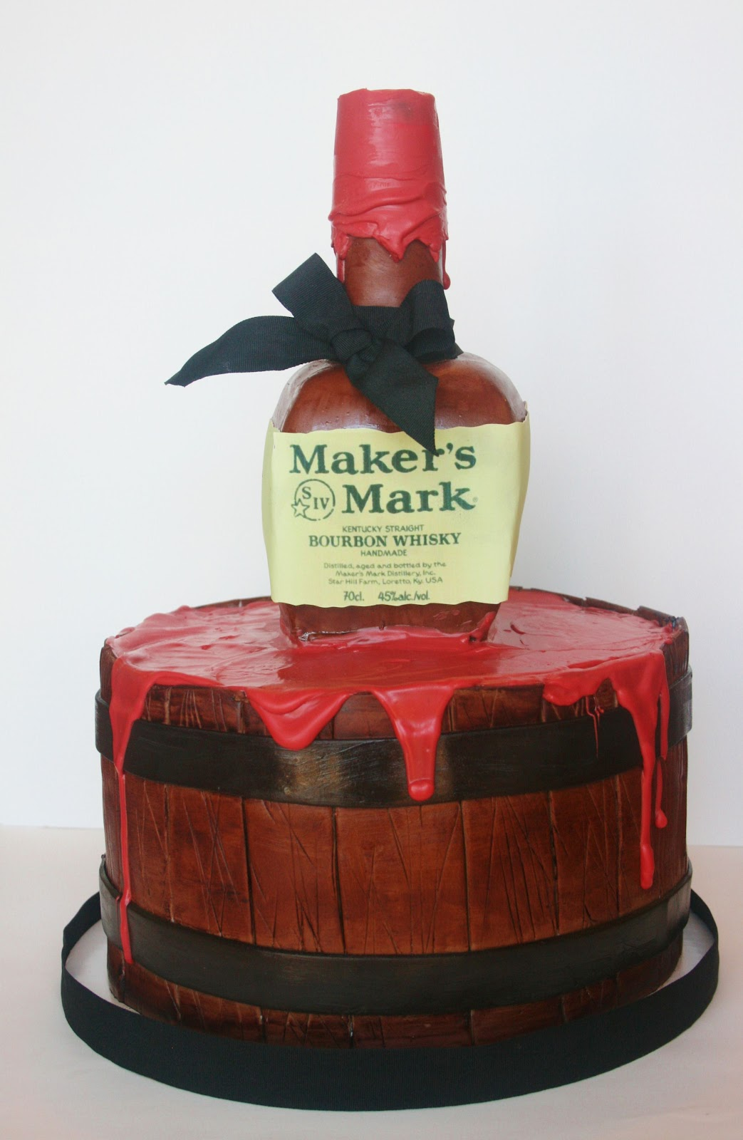 And Everything Sweet Makers Mark Cake
