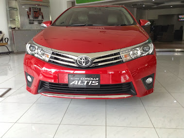 MOBIL TOYOTA  ALL NEW ALTIS