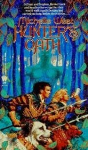 Cover art for Hunter's Oath by Michelle West