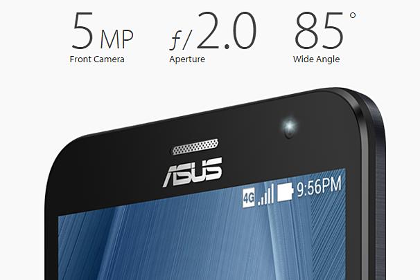 Asus ZenFone 2 Front Camera