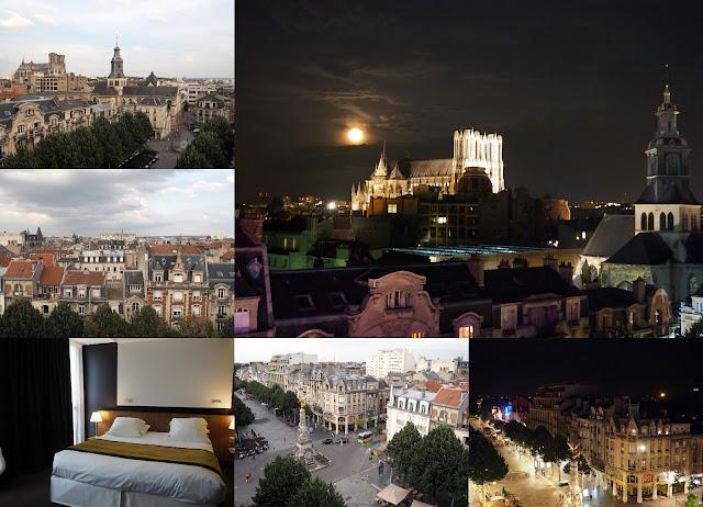 France, Champagne, Reims, Hotel De La Paix
