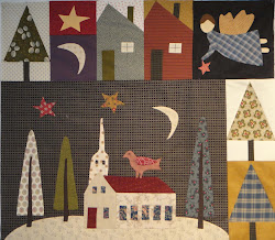 Jan/Feb. Mystery Quilt Blocks