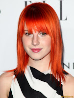 Hayley Williams ELLE's 2nd annual Women in Music event at The Music Box Fonda