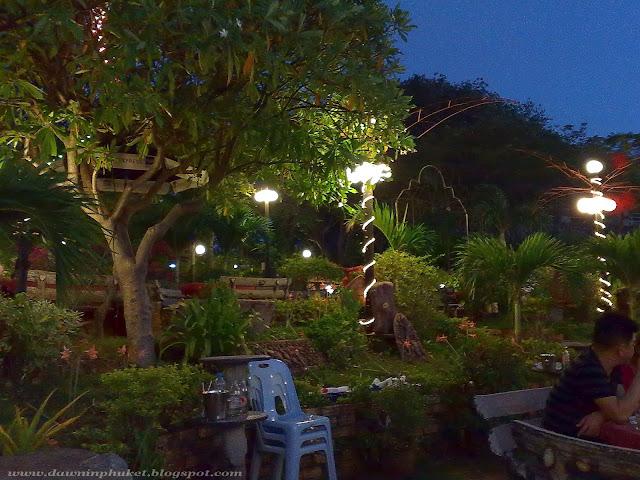 Promthep Cape Restaurant, Rawai, Phuket, Thailand