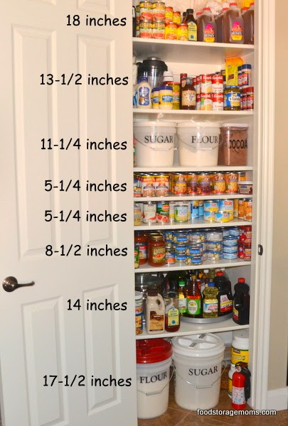37 Creative Storage Solutions to Organize All Your Food & Supplies