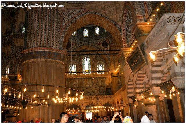 мечеть Султан-Ахмед