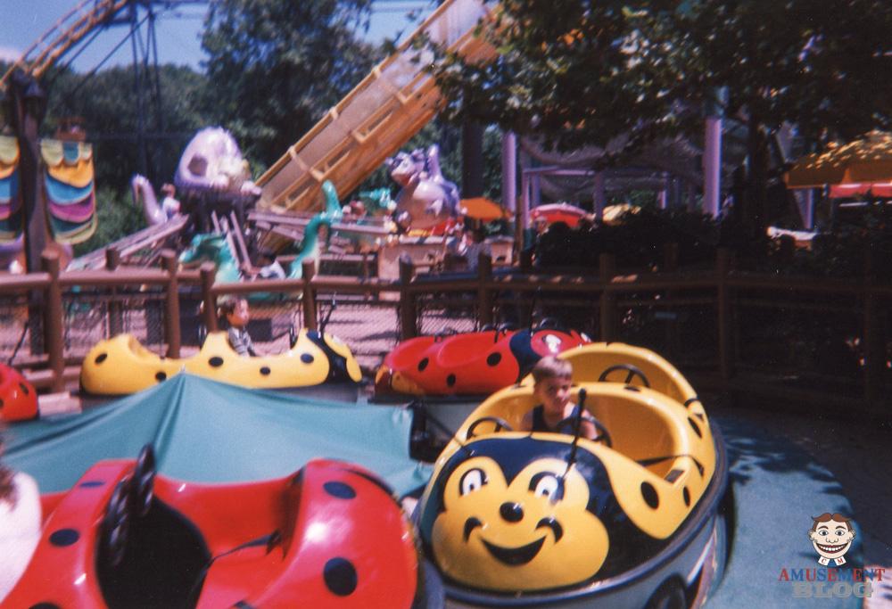 The Amusement Blog Busch Gardens Williamsburg August 1998 Part 9 Of 10