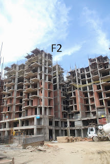 Amrapali Terrace Homes :: Construction Update f2