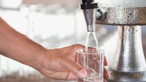 Inilah 6 Hal Jika Anda Kekurangan Minum Air