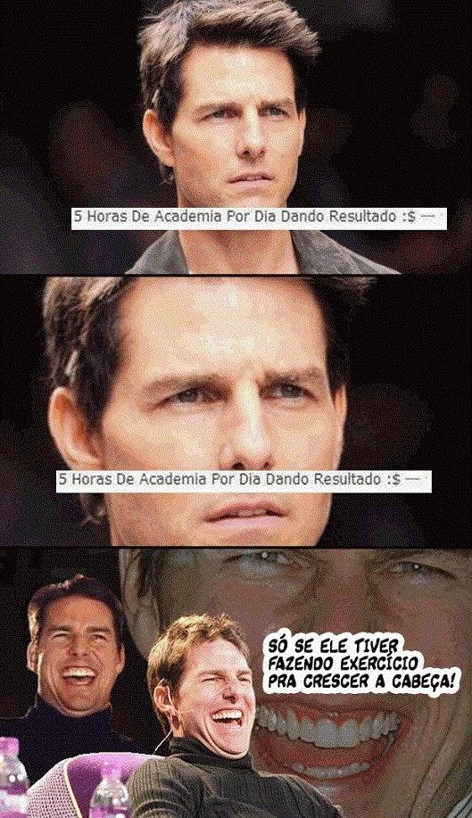 Tom Cruise responde!