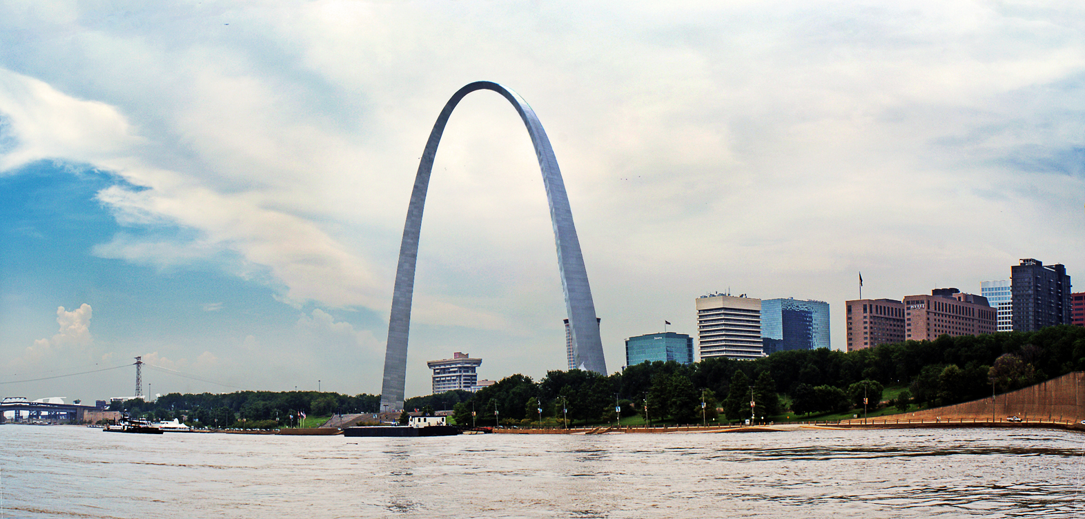 More than a thousand words st louis arch for St louis architecture