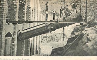 horno giratorio fabrica asland clot del moro cemento tren guardiola castellar n'hug berga