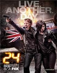 24: Live Another Day 1ª Temporada Torrent