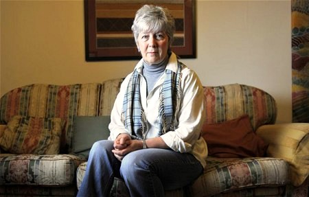 terapeuta Lesley Pilkington