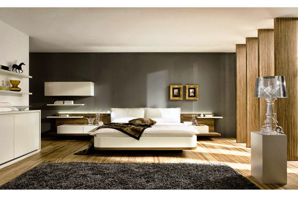 Cool Design Inspiration for Bedrooms Simple and Clean