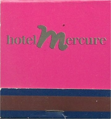 MATCHBOXES (HOTEL & CIGARETTE)