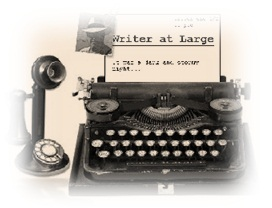 Writer at Large