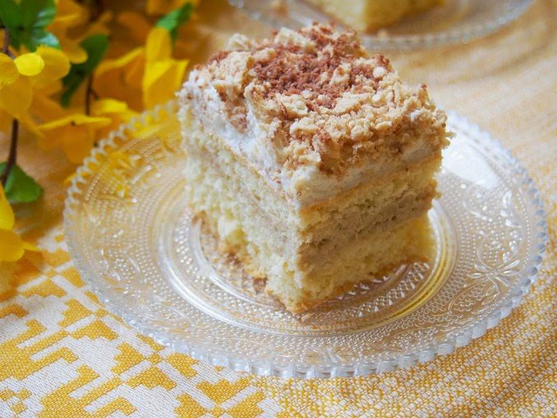 Szefowa W Swojej Kuchni Ciasto Kinder Bueno Z Kremem Wafelkowym