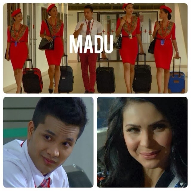 Telemovie Madu (2014) Full Movie