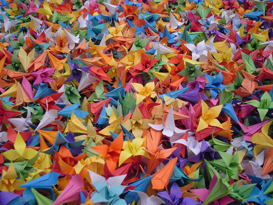 Henry Road Origami Magic
